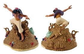 WDCC Disney Classics_Aladdin Racing To The Rescue