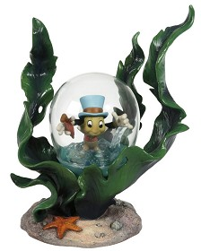 WDCC Disney Classics_Pinocchio Jiminy Cricket Bubble Trouble