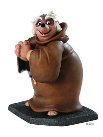 WDCC Disney Classics_Robin Hood Friar Tuck Bemused Badger