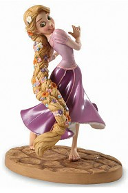WDCC Disney Classics_Tangled Rapunzel Braided Beauty