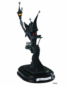 WDCC Disney Classics_The Nightmare Before Christmas Jack Skellingtons House Surreal Estate