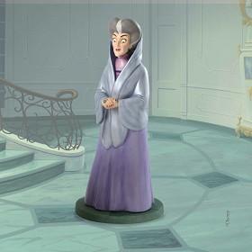 WDCC Disney Classics_Cinderella Lady Tremaine Manipulative Matriarch