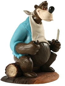 WDCC Disney Classics_Song Of The South Brer Bear A Hankering For Hare