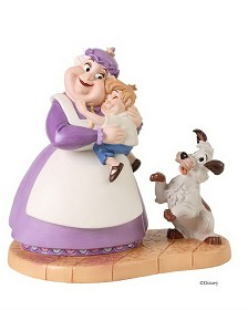 WDCC Disney Classics_Beauty And The Beast Mrs. Potts And Chip