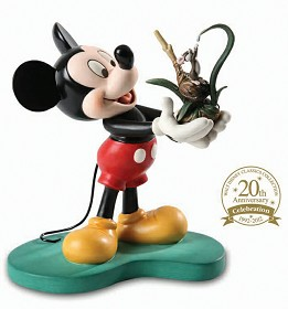WDCC Disney Classics_Walt Disney Classics Collections 20th Anniversary Mickey It All Started with a Field Mouse