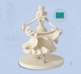 WDCC Disney Classics_Cinderella Isn't it Lovely? Do you like it? Gold Circle Exclusive