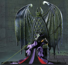 WDCC Disney Classics_Sleeping Beauty Maleficent Sinister Sorceress