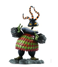 WDCC Disney Classics_The Nightmare Before Christmas Harlequin Demon Multi-tentacled Monstrosity