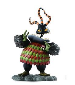 WDCC Disney Classics_The Nightmare Before Christmas Harlequin Demon Multi-tentacled Monstrosity