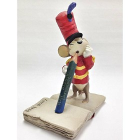 Walt Disney Archives_Timothy Mouse Maquette From Dumbo
