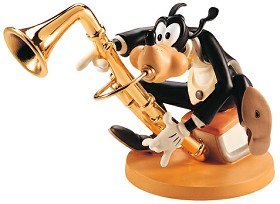 WDCC Disney Classics_Symphony Hour Goofy's Grace Notes