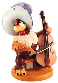 WDCC Disney Classics_Symphony Hour Clara Cluck Bravo Bravissimo