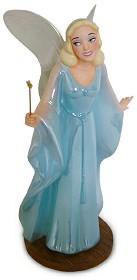 WDCC Disney Classics_Pinocchio Blue Fairy Making Dreams Come True