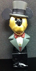 Disney Chilmark_Mickey Puttin On The Ritz Metal Art