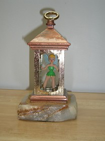 WDCC Disney Classics_Ron Lee Beauty And The Beast Tinker Bell In The Lantern