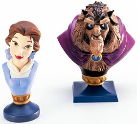 WDCC Disney Classics_Beauty And The Beast Belle And  Beast