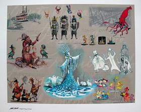 WDCC Disney Classics_Marc Davis Imagineering A Dream