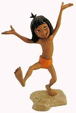 WDCC Disney Classics_The Jungle Book Mowgli Mancub