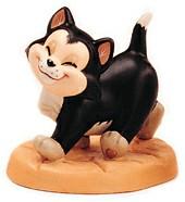 WDCC Disney Classics_Pinocchio Figaro Say Hello To Figaro