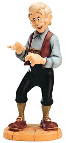 WDCC Disney Classics_Pinocchio Geppetto Goodbye Son