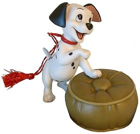 WDCC Disney Classics_One Hundred and One Dalmatians Lucky Dalmatian Ornament (event)