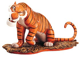 WDCC Disney Classics_The Jungle Book Shere Khan Every One Runs From Shere Khan (event Sculpture)