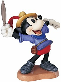 WDCC Disney Classics_Brave Little Taylor Mickey Mouse I Let 'em Have It