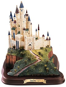 WDCC Disney Classics_Sleeping Beauty Sleeping Beauty's Castle