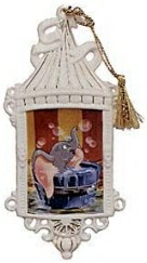 WDCC Disney Classics_Dumbo Ornament Simply Adorable Ornament