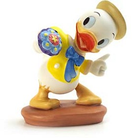WDCC Disney Classics_Mr Duck Steps Out Louie Tag Along Trouble