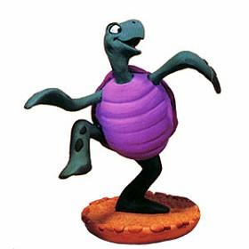 WDCC Disney Classics_The Little Mermaid Turtle Twistin' Turtle