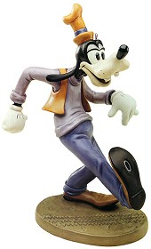 WDCC Disney Classics_Moving Day Goofy Oh The World Owes Me A Livin'