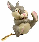 WDCC Bambi Thumper Belly Laugh Ornament