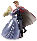 WDCC Sleeping Beauty Princess Aurora And Prince Phillip A Dance In The Clouds (BLUE)