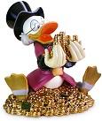 WDCC Scrooge McDuck Money! Money! Money!