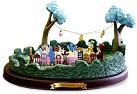 WDCC Alice In Wonderland Alice's Tea Party