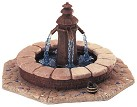 WDCC Beauty And The Beast Fountain