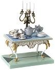 WDCC Cinderella Table Tea Is Served
