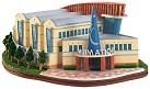 WDCC Walt Disney Studios Feature Animation Building Where The Magic Begins
