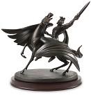 WDCC Hercules And Pegasus Defiant Gallery Edition