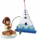 WDCC It's A Small World North Pole Eskimo