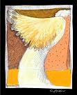 Charles Bibbs - Angel Wings Giclee