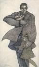 Charles Bibbs - The Caregivers II Remarque