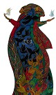 Charles Bibbs - The Gift 5 Giclee With Remarque #74