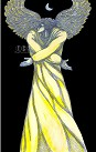 WDCC Angel Of Light Giclee